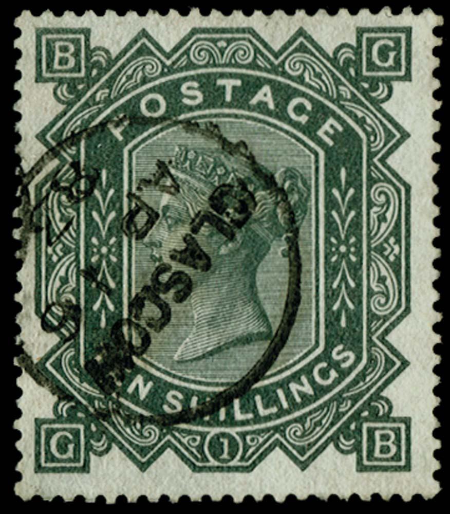 GB 1882  SG135 Pl.1 Used