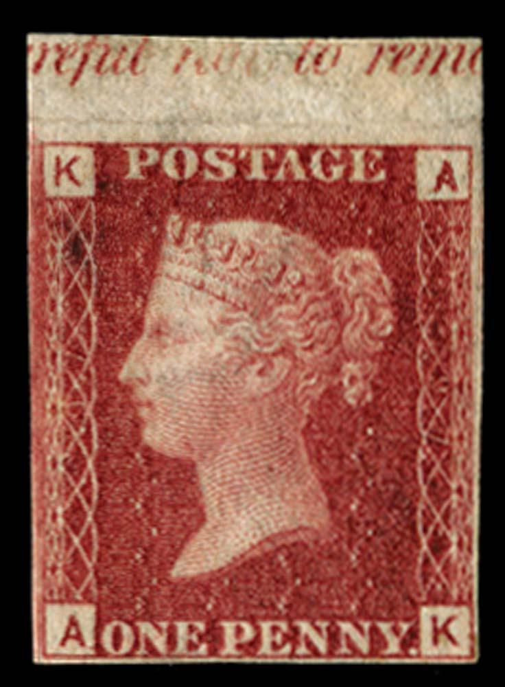 GB 1865  SG44a Mint