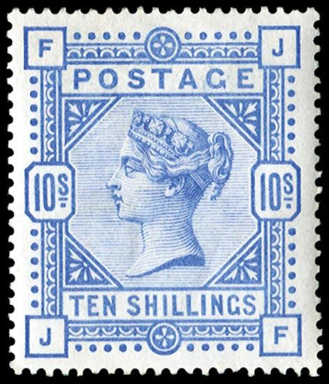 GB 1883  SG183 Mint