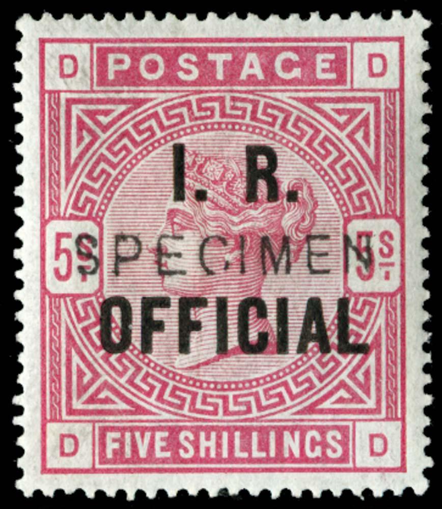 GB 1890  SGO8s Official