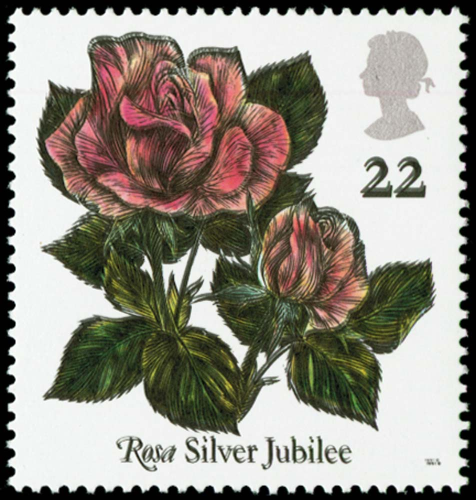 GB 1991  SG1568Eb Mint black printed double