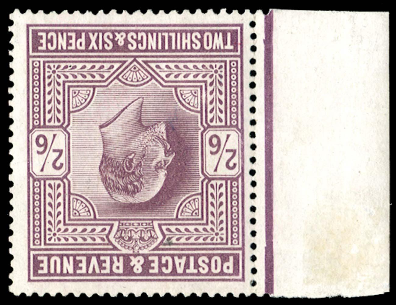 GB 1902  SG261wi Mint