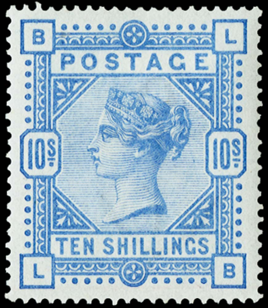 GB 1884  SG183 Mint