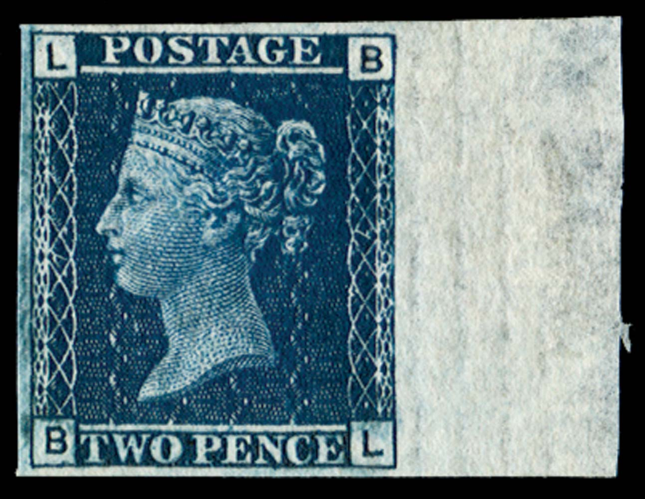 GB 1858  SG45var Pl.7 Mint