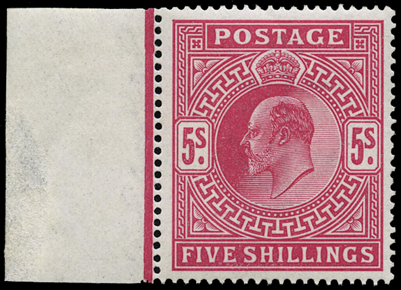 GB 1902  SG263 Mint unmounted o.g. example
