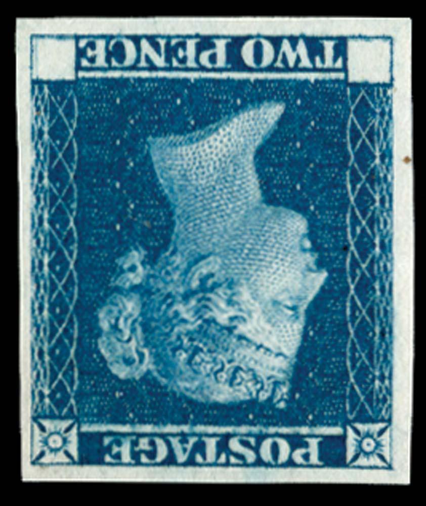 GB 1841  SGDP43wi Essay Watermark inverted