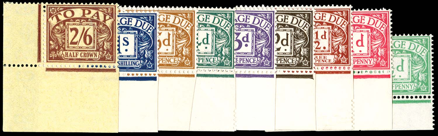 GB 1924  SGD10/18 Postage Due