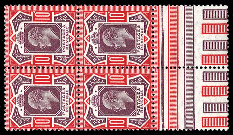 GB 1911  SG310 Mint