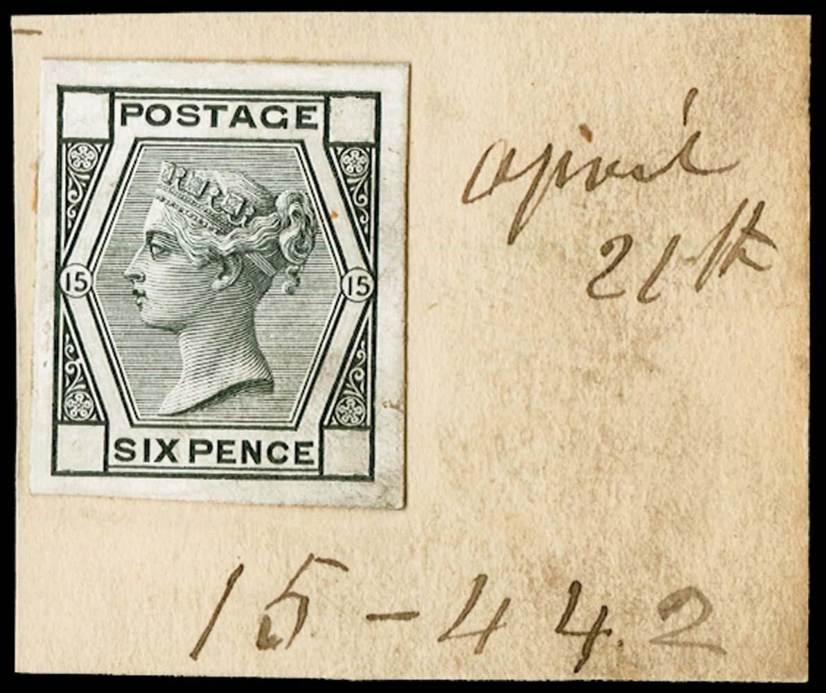 GB 1874  SG147var Pl.15 Proof
