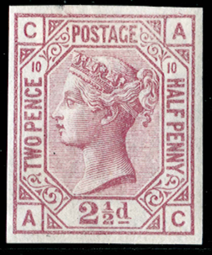 GB 1879  SG141var Pl.10 Mint