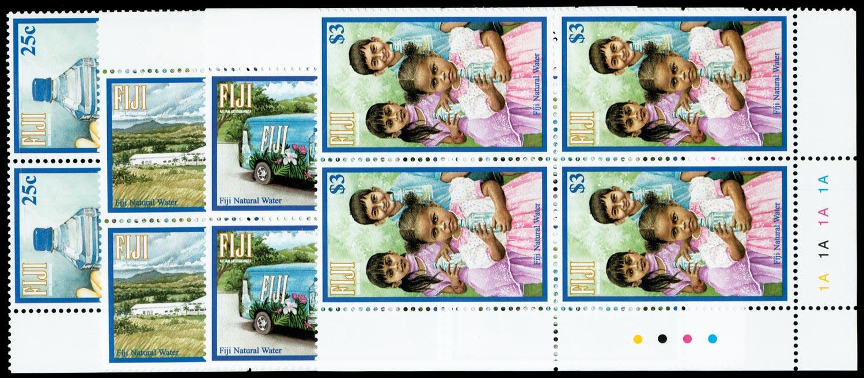 FIJI 2002  SG1178/81 Mint