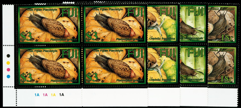 FIJI 2004  SG1218/21 Mint
