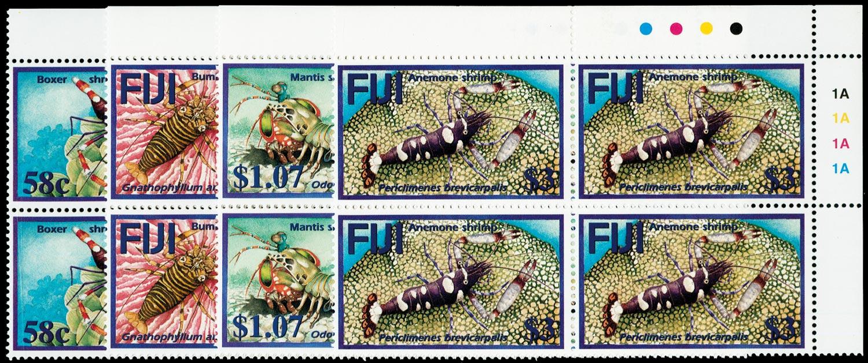 FIJI 2004  SG1222/5 Mint