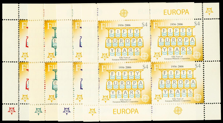 FIJI 2005  SG1267/70 Mint