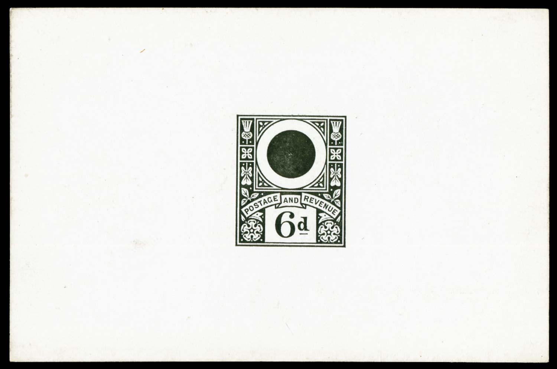 GB 1887  SG208var Proof