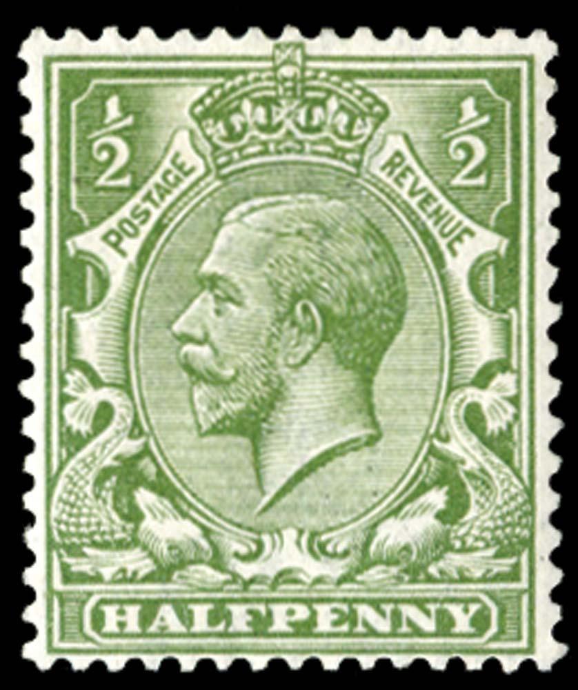 GB 1914  SG355 Mint
