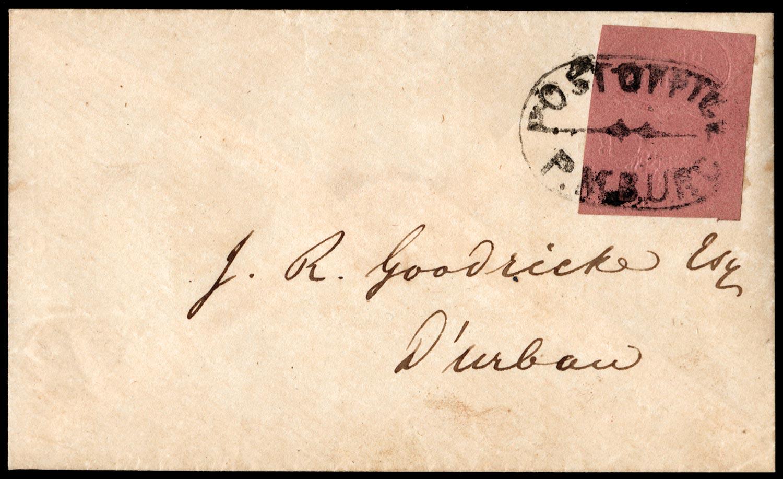 NATAL 1857  SG4 Cover