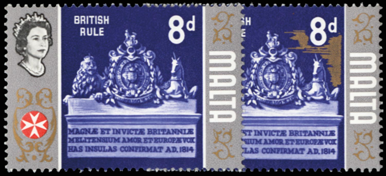 MALTA 1965  SG339a Mint