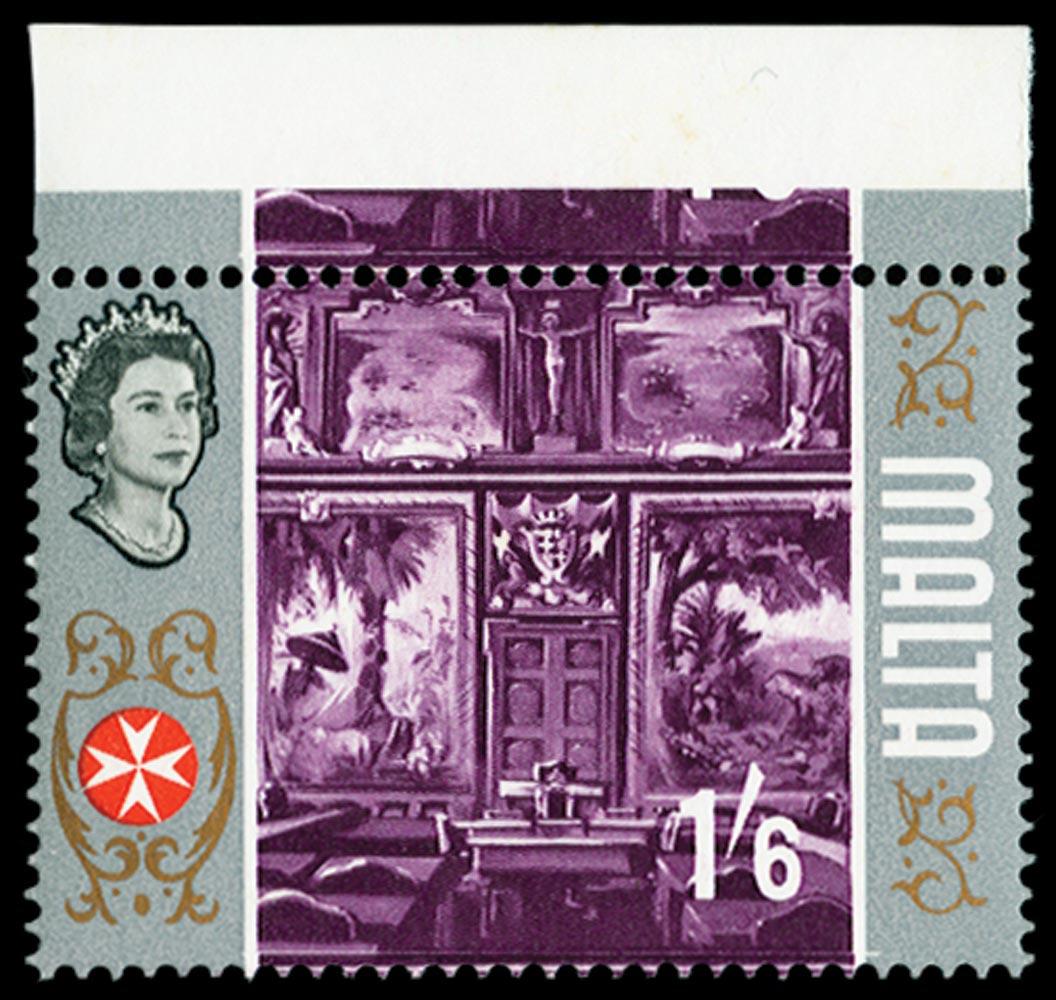 MALTA 1965  SG342b Mint