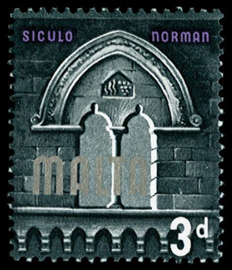 MALTA 1965  SG335a Mint