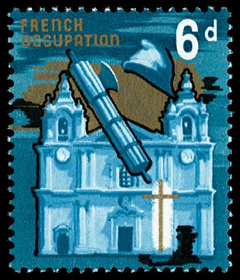 MALTA 1965  SG338a Mint