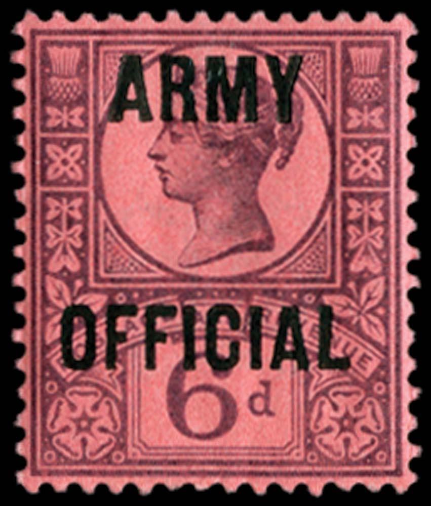 GB 1901  SGO45 Official