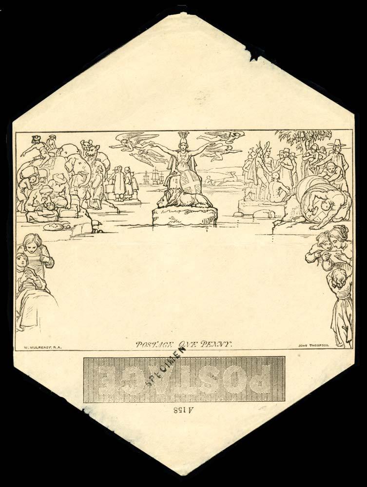 GB 1840  SGME2s Specimen