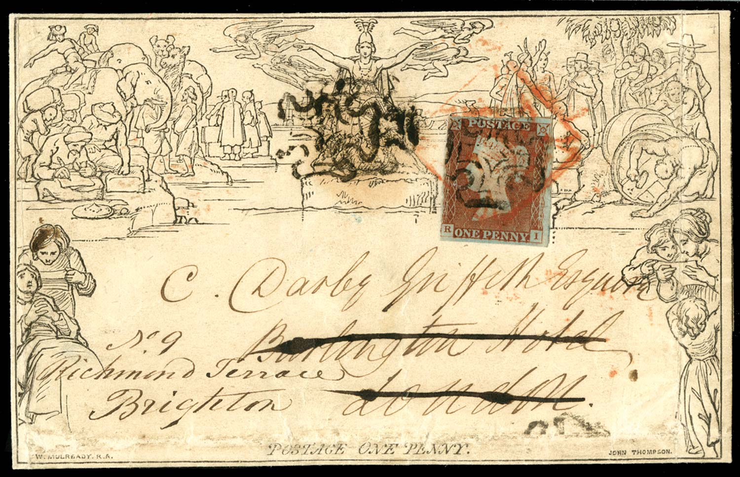 GB 1840  SGME1,8 Pl.18 Cover