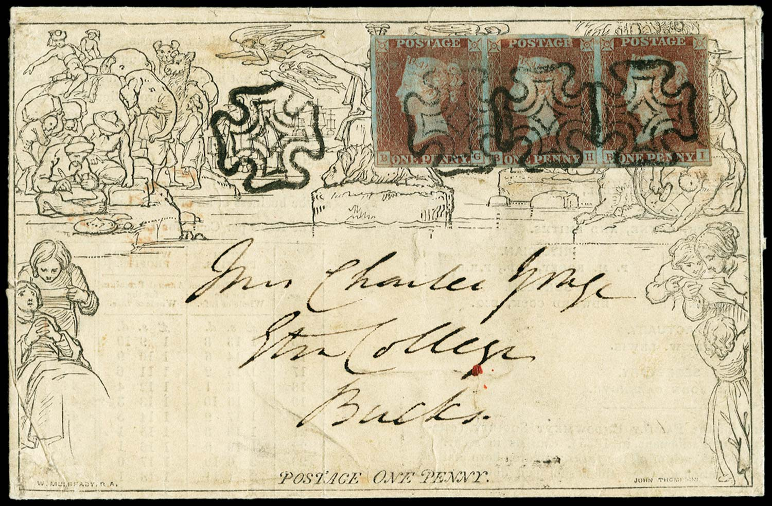 GB 1840  SGME1,7 Pl.5 Cover