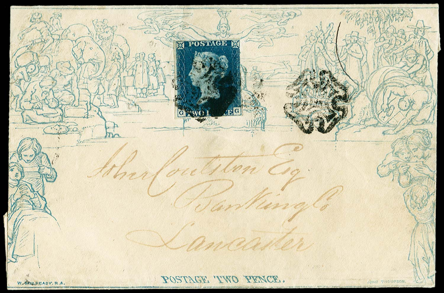 GB 1840  SGME4,5 Pl.1 Cover