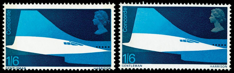 GB 1969  SG786a Mint