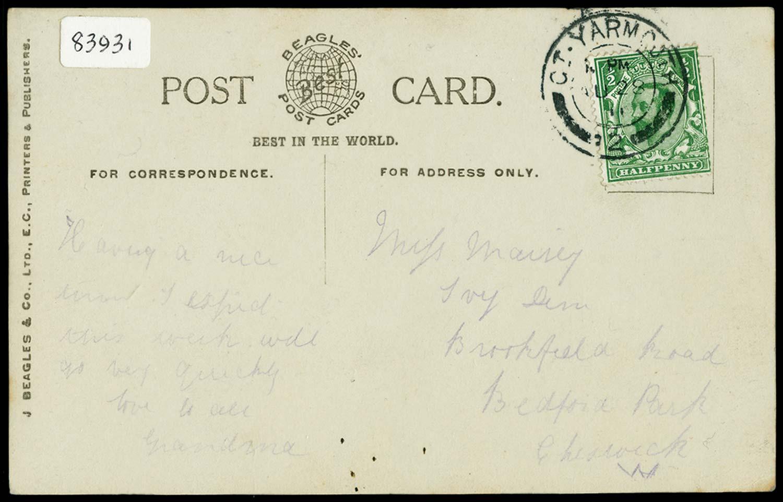 GB 1911  SG322a Used