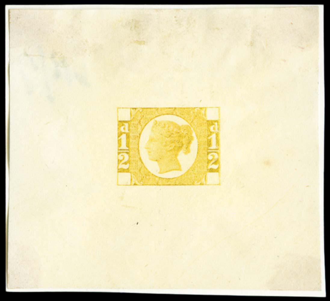 GB 1871  SGDP64b Proof