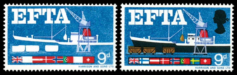 GB 1967  SG715a Mint