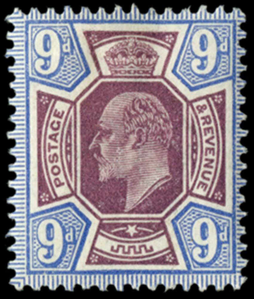 GB 1912  SG308 Mint