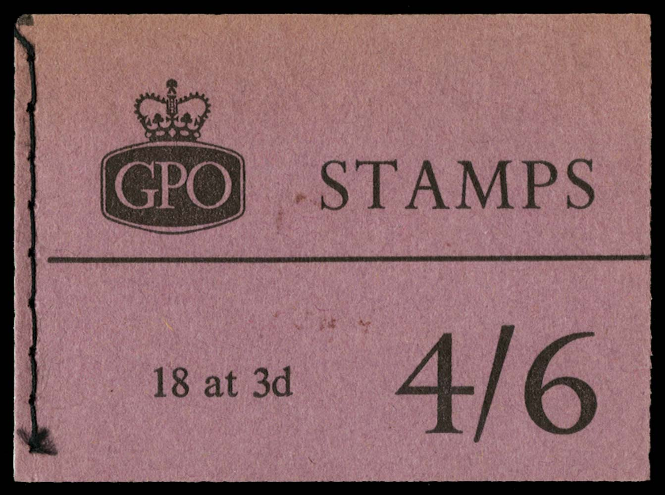 GB 1959  SGL11 Booklet