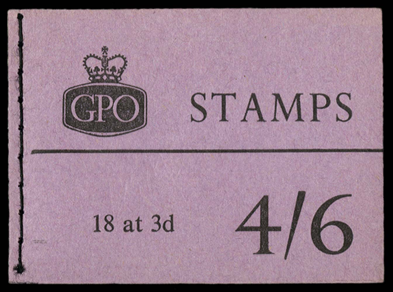 GB 1959  SGL16g Booklet
