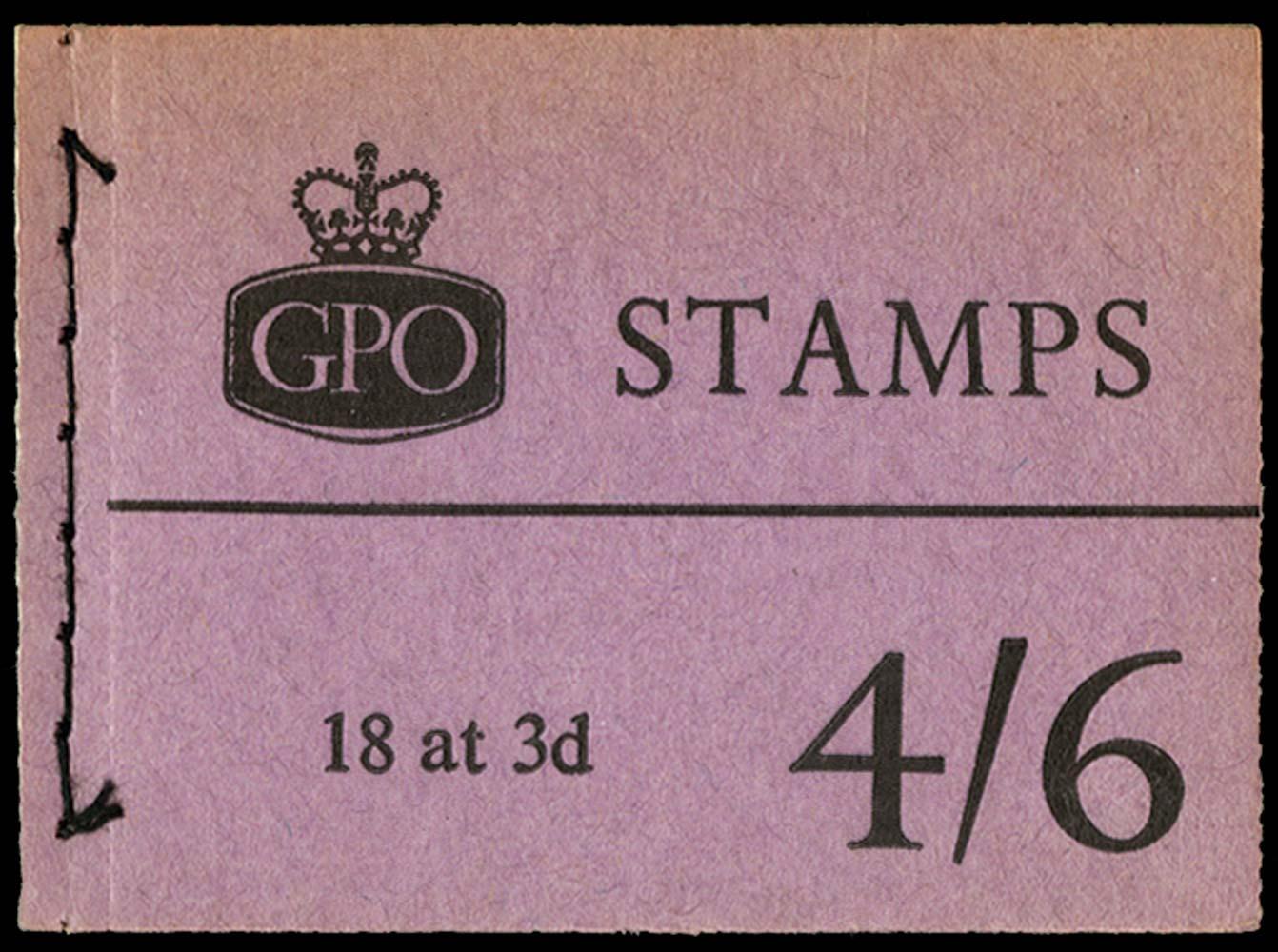 GB 1960  SGL21p Booklet