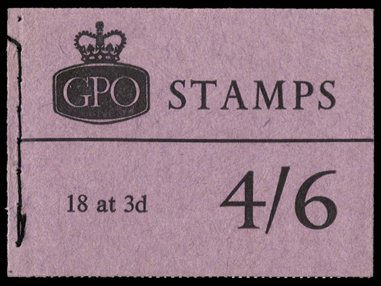 GB 1961  SGL28 Booklet