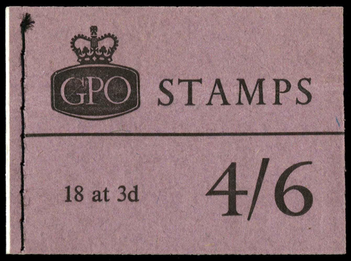 GB 1963  SGL41p Booklet