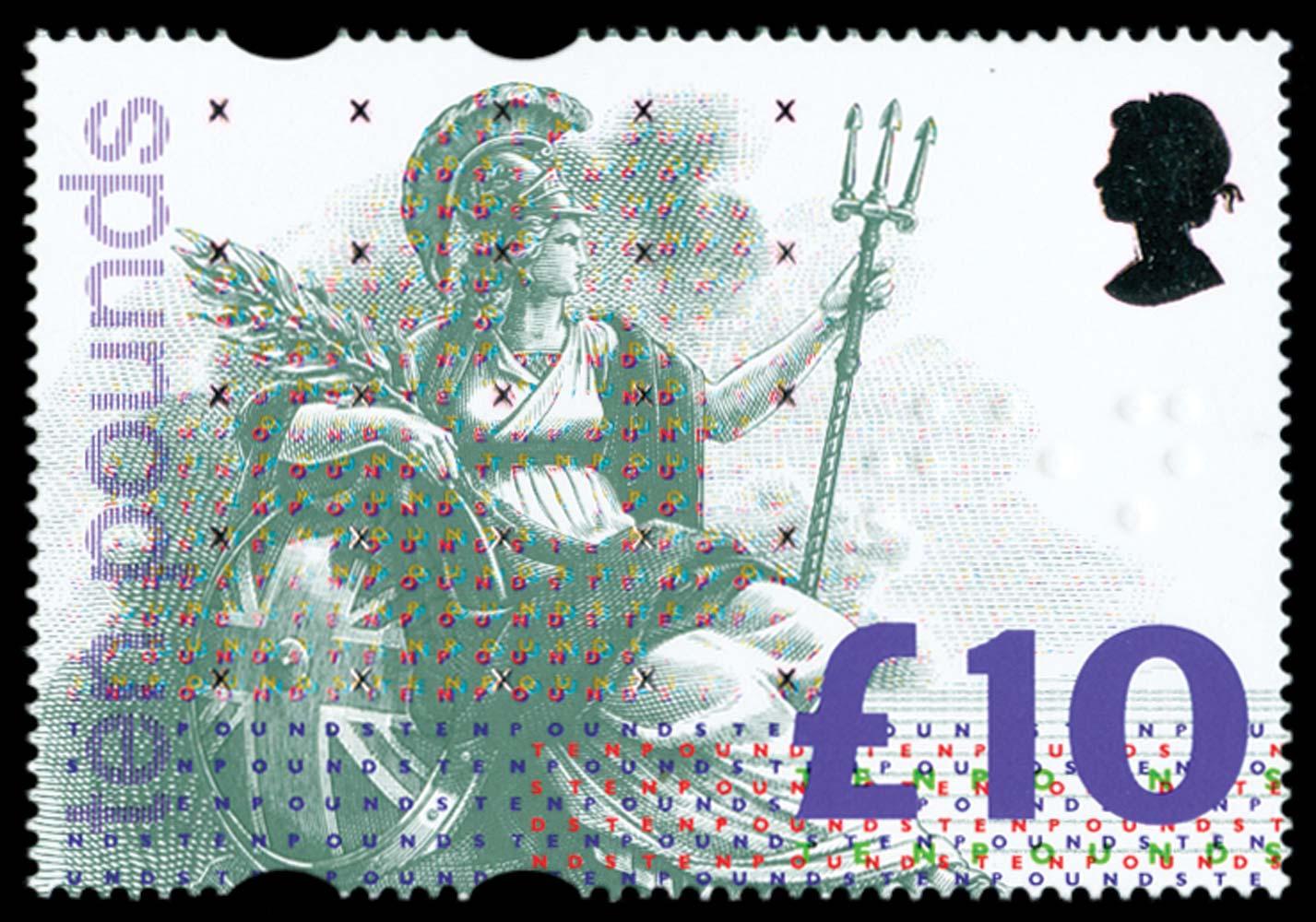 GB 1993  SG1658 Mint