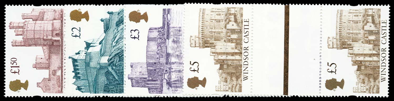 GB 1997  SG1993/6 Mint
