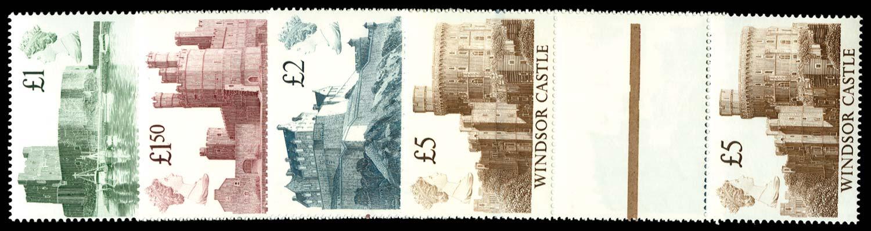 GB 1988  SG1410/3 Mint