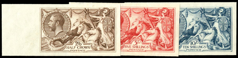 GB 1926  SG413a/17var Mint