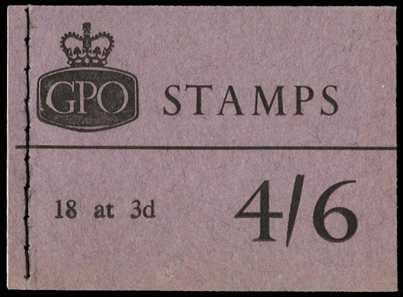 GB 1965  SGL55p Booklet