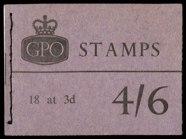 GB 1965  SGL56 Booklet