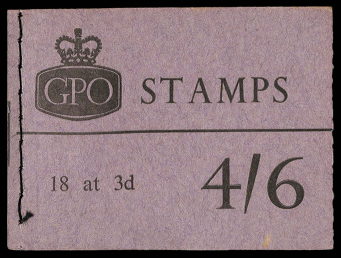 GB 1965  SGL56p Booklet