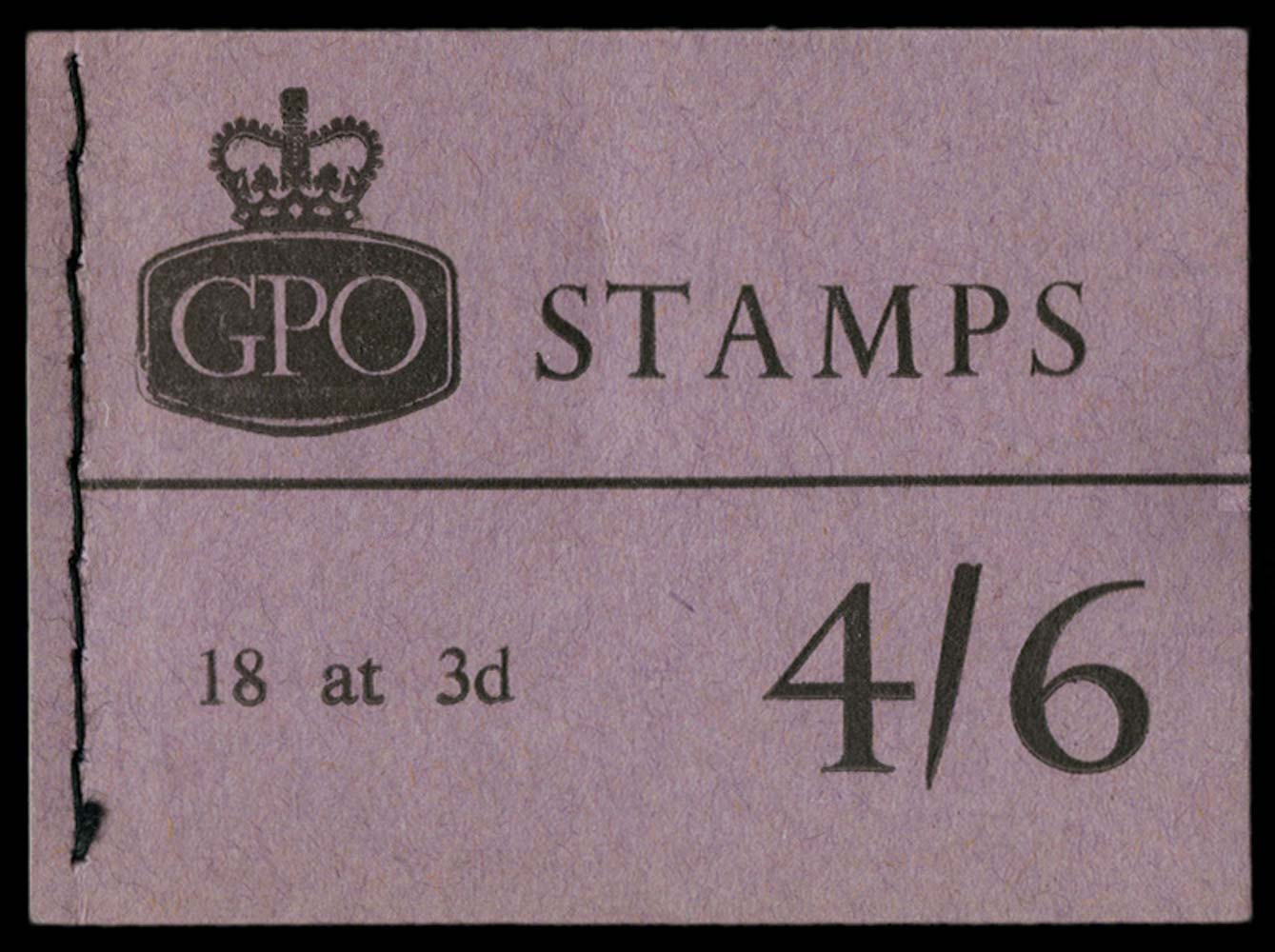 GB 1965  SGL57 Booklet