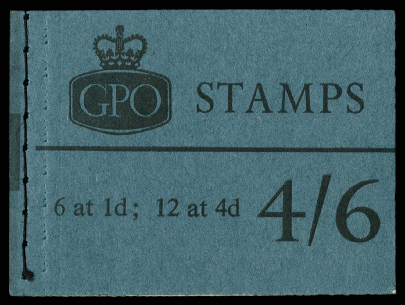 GB 1965  SGL59 Booklet
