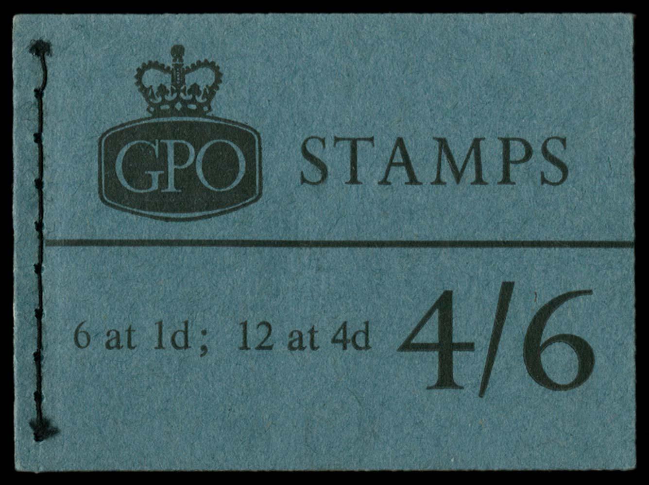 GB 1965  SGL60p Booklet